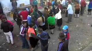 LOS SABROSOS BANDA SHOW dsd Guayama - Sigchos - Cotopaxi