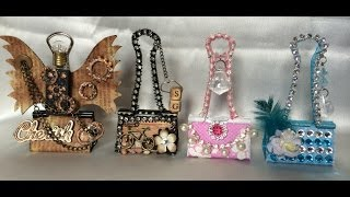 Altered Binder Clips - Project Share