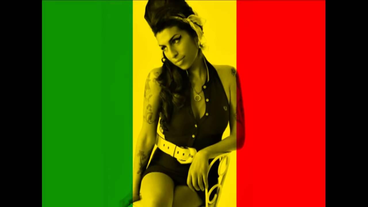 Amy Winehouse - Stronger Than Me (reggae version by Reggaesta) + LYRICS