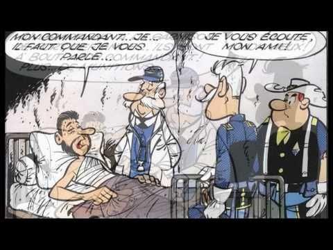 Les Tuniques Bleues (BD)