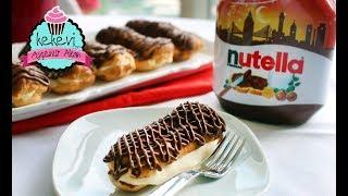 Ramazan'a Özel Nutella'lı Ekler Tarifi / Efsane Lezzetli Oluyor!   Ayşenur Altan Tarifleri