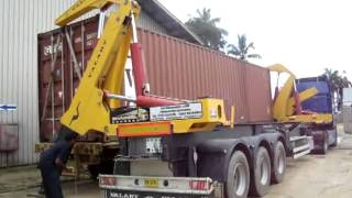 Sideloader Suriname - Shaqeel Express (Operated By Rosan)