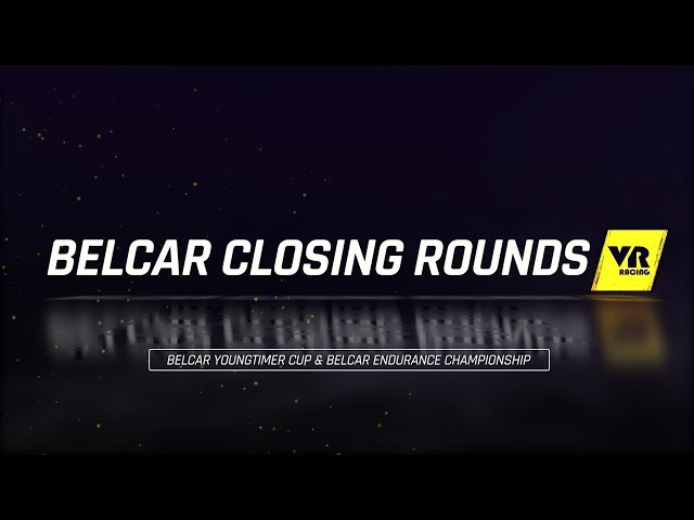 VR Racing Belcar closing rounds track preview