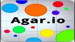 Agar io  # 1 Мультик Игра для детей   агарио