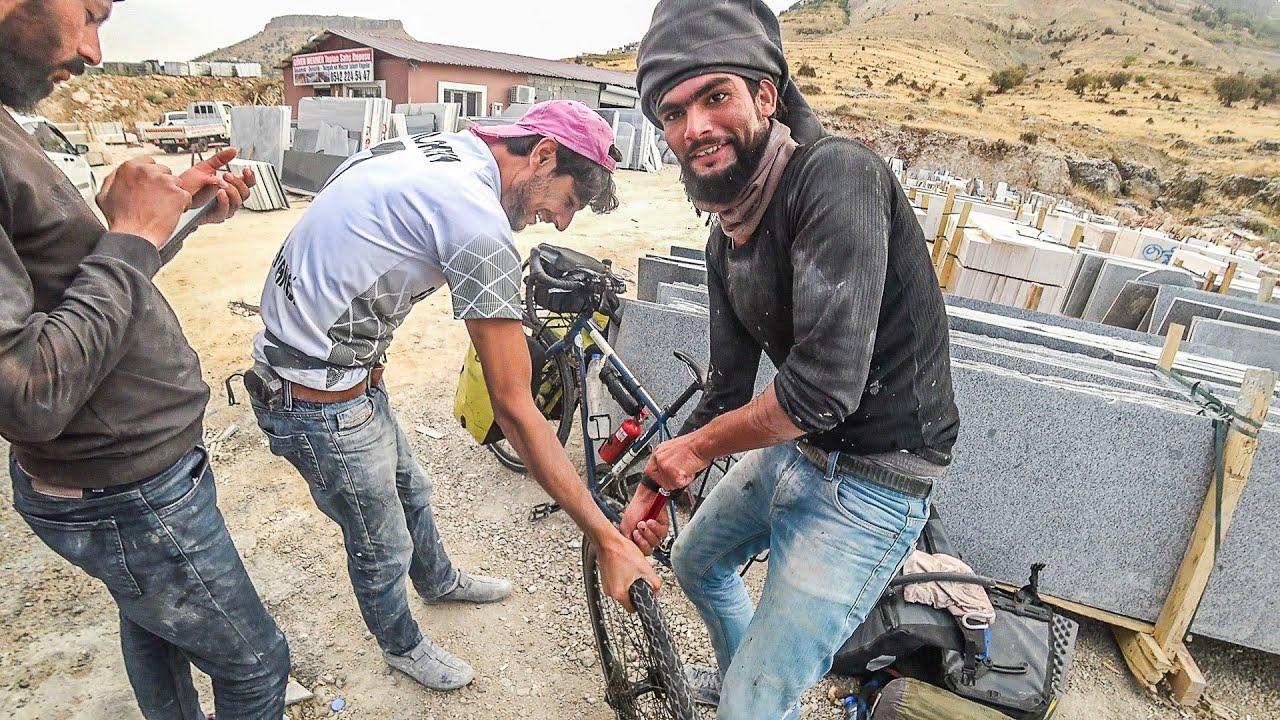 DIRECCIÓN: NORTE de IRAK || Episodio 46 - Vuelta al mundo en bicicleta