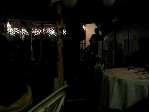 Karaoke at the Veranda  www.RunningBillboard.com Virgin Islands Business Directory