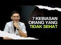 7 Kebiasaan Tidak Sehat Orang Indonesia