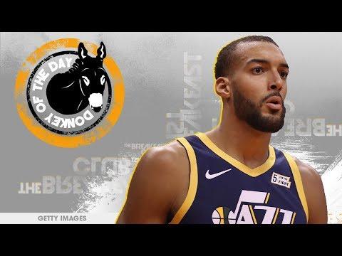 Utah Jazz Center Rudy Gobert Tests Positive For Coronavirus, NBA Season Suspended
