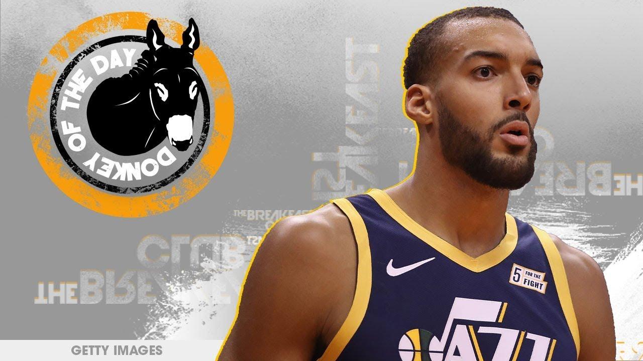 NBA suspends season after Jazz center Rudy Gobert tests positive ...