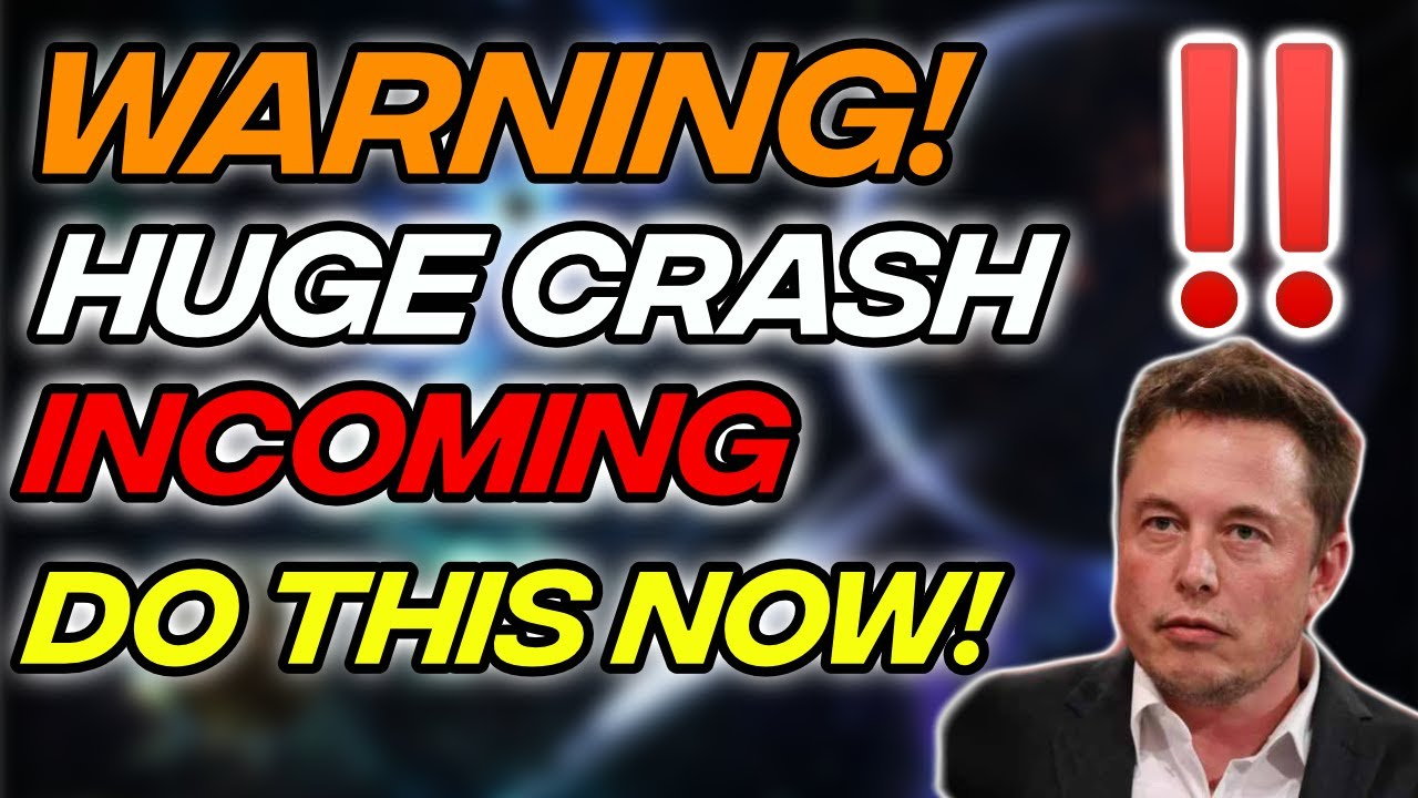 Urgent News Crypto! Huge Bear Market Incoming?! Here's What You Need To Know! [Price Prediction]