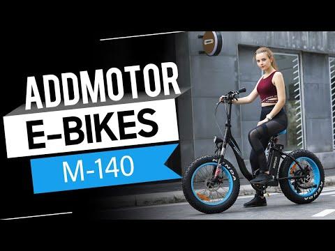 Addmotor MOTAN M 140 Electric Bicycle 48V 500W 20'' Folding Bikes