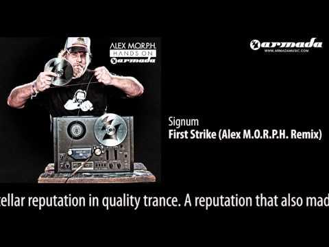 CD1-07 Signum - First Strike (Alex M.O.R.P.H. Remix) [Hands On Armada Preview]
