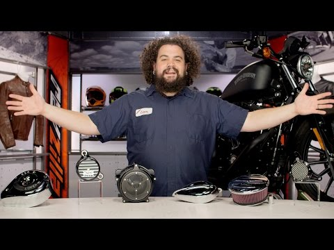 Thumbnail for Harley Davidson Air Cleaner Buyer's Guide