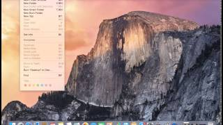 How to Record Your Computer Screen For Free No Download (Mac) 2015