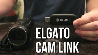 Elgato Cam Link Review & Unboxing (Turn Any Camera Into a Webcam!)