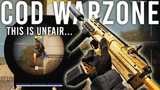Call of Duty Warzone - This is Unfair!