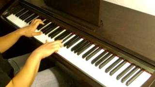 "Avatar Theme / ""I See You"" on piano (James Horner, Leona Lewis, James Cameron)"