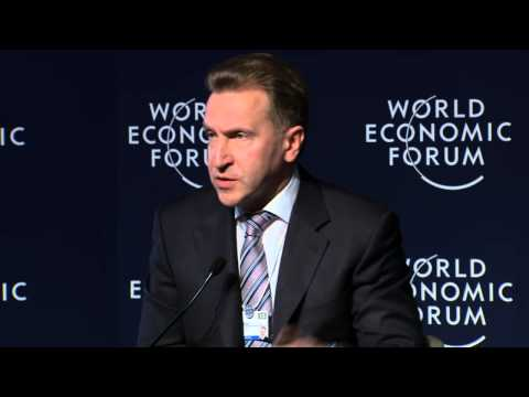 Davos 2015 - The Russia Outlook