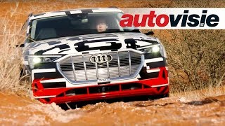 Audi e-Tron (2018) - Test - Autovisie Vlog