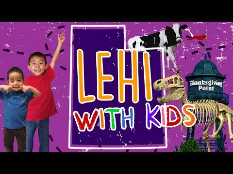 Top 4 Things to do at Thanksgiving Point in Lehi, Utah): Traveling with Kids