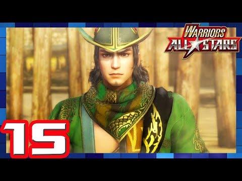 Warriors All-Stars - Walkthrough Part 15 Zhou Cang