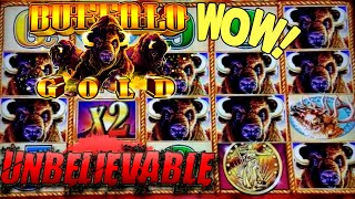 Buffalo Gold Slot Machine 💲💲HANDPAY JACKPOT💲💲 at Wynn Las Vegas !! Buffalo Gold Slo  MASSIVE WIN