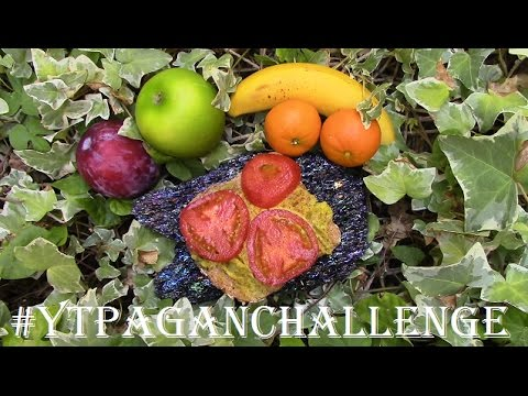 My Magickal Use Of Food And Diet | #ytpaganchallenge Ep. 23