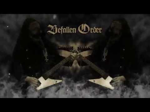 The Infernal Sea - 'Befallen Order' Lyric Video