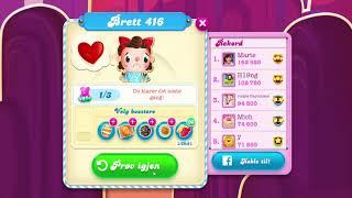 Candy Crush Soda Saga level 416