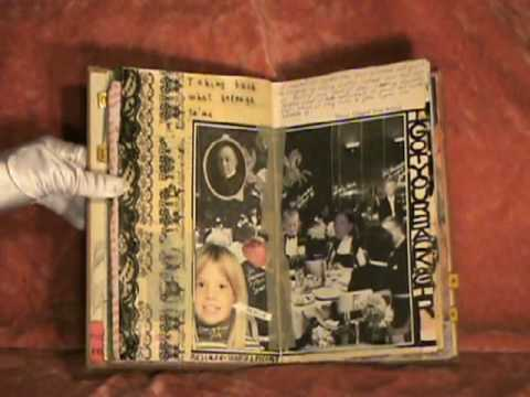 Alter This Altered Book by Juliana Coles