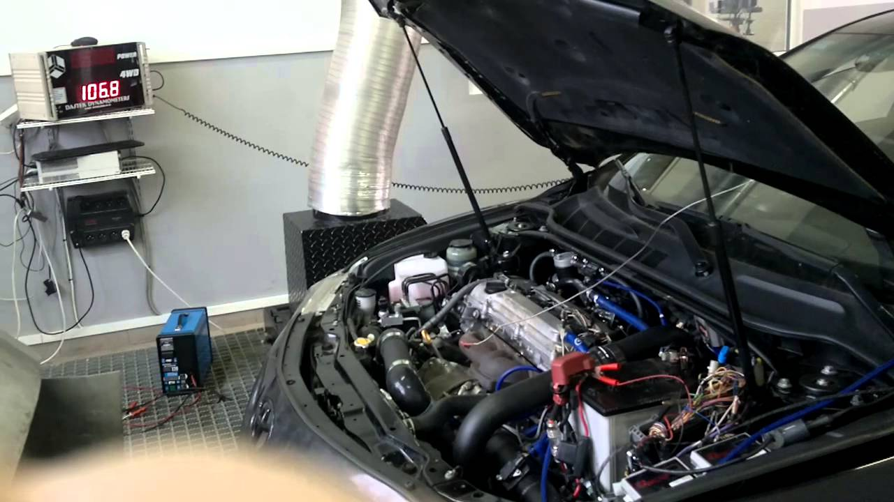 Toyota Camry 2 4 L Turbo Kit By Lab 275 Whp Stock Engine