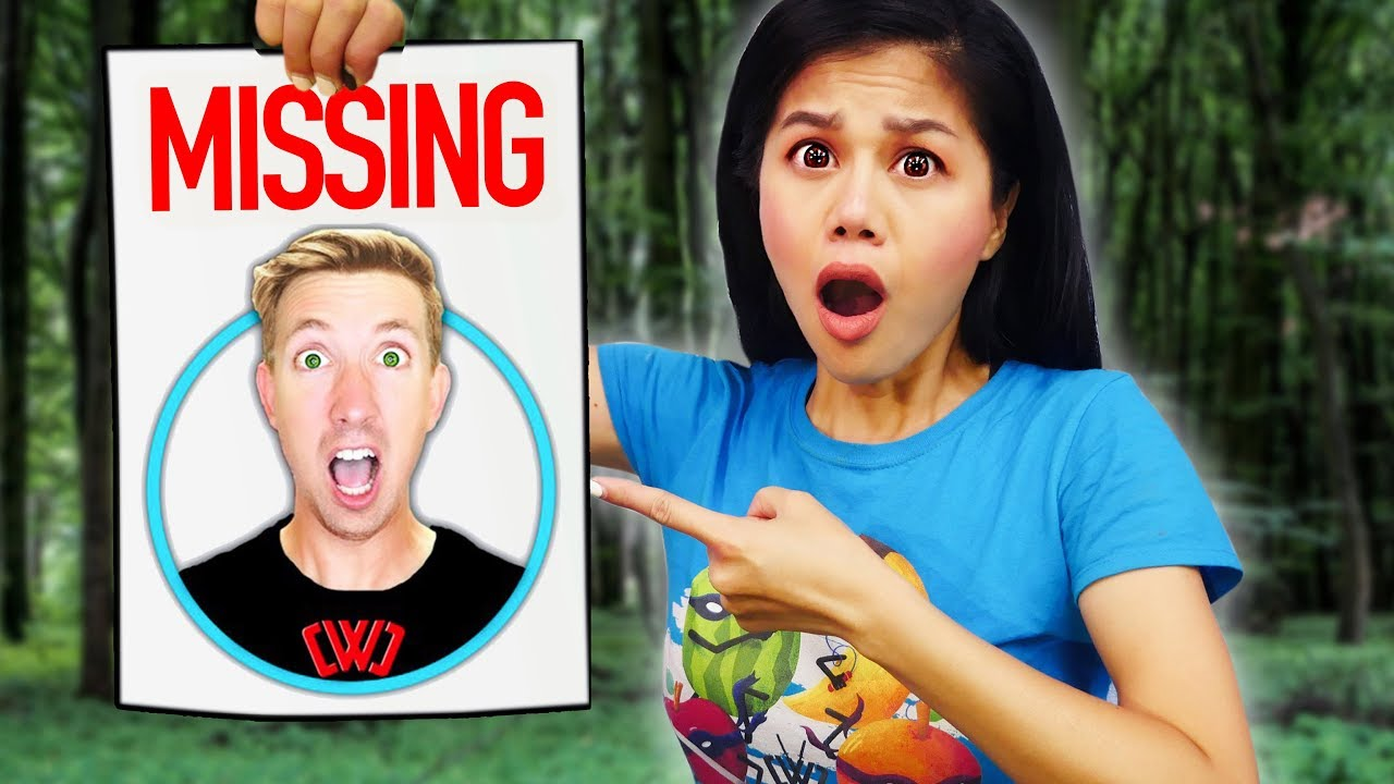 Download CHAD WILD CLAY is MISSING! POND MONSTER or HACKER TOOK HIM (I Need Your Help in Real Life)
