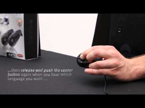 Interphone F5 Intercom Tutorial Part 1: How to pair a set of F5 Bluetooth headsets