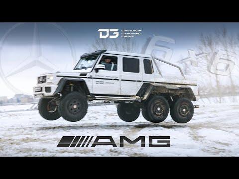 D3 Mercedes G63 AMG 6X6  за 100.000.000 Руб.