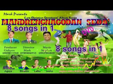 Mandrengnagodan seda'a  Full audio   New soura christian songs  8 in 1