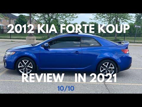 2012 Kia Forte Koup Review in 2021! Is it Worth it?