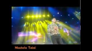 2oly ezay a3esh amr diab cairo hockey stadium concert 2013 hd