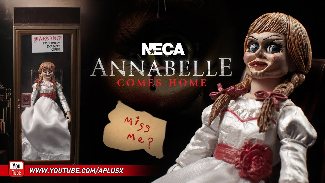 Review : Ultimate Annabelle Comes Home [NECA]