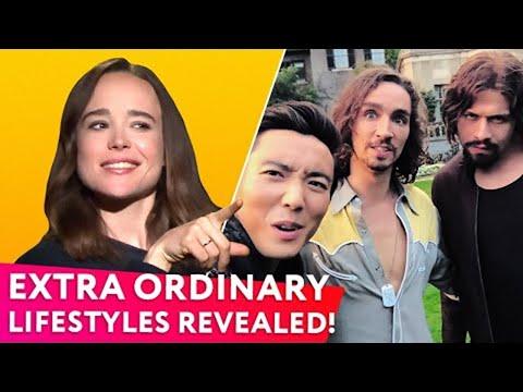 The Umbrella Academy Season 2 Real-Life Partners & Lifestyles Revealed |⭐ OSSA