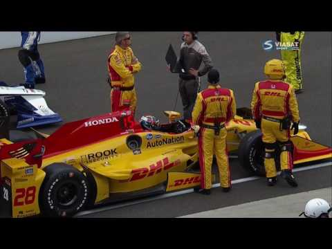 Verizon Indycar Series 2016 Round  05 Angie's List Grand Prix of Indianapolis Race Eng