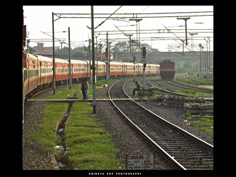 A Complete Journey : Bilaspur New Delhi Rajdhani Express