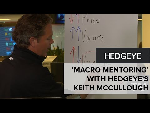 'Macro Mentoring' With Hedgeye's Keith McCullough