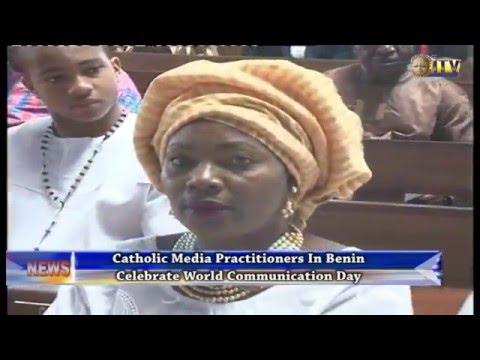 Catholic Media Practitioner In Benin Celebrate World Communication Day