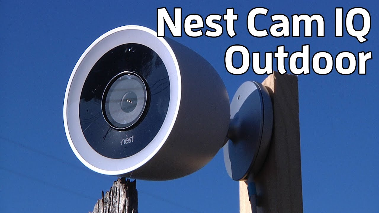 Nest Cam IQ Outdoor review | TechHive Review
