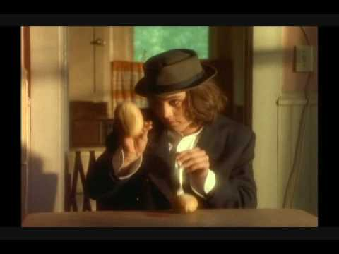 Johnny Depp's screen tests (Benny and Joon)