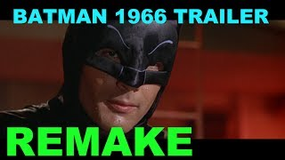 Batman (1966) Trailer Remake (Hans Zimmer soundtrack)