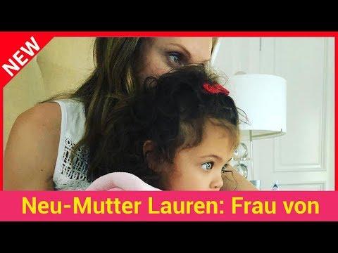 """neu-mutter-lauren:-frau-von-""""the-rock""""-ist-im-mama-himmel!"""