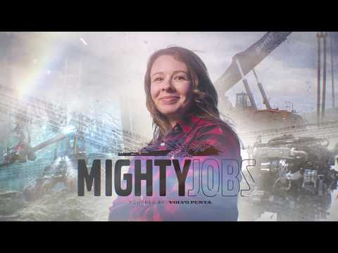 Volvo Penta - Mighty Jobs – Teaser