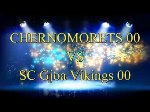 GAME - CHERNOMORETS 00 vs SC GJOA VIKINGS 00  -   6/19/16