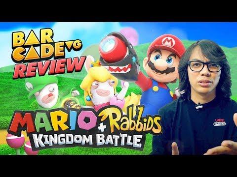 RESEÑA Mario + Rabbids Kingdom Battle